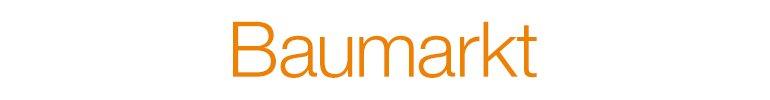Baumarkt Homepage Header