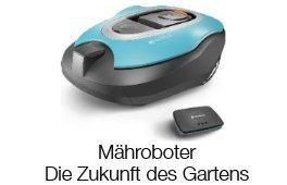 Mähroboter - Die Zukunft des Gartens