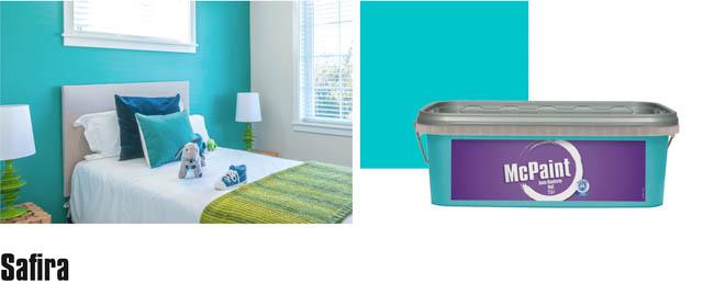 McPaint Shop: Trendfarben der Saison