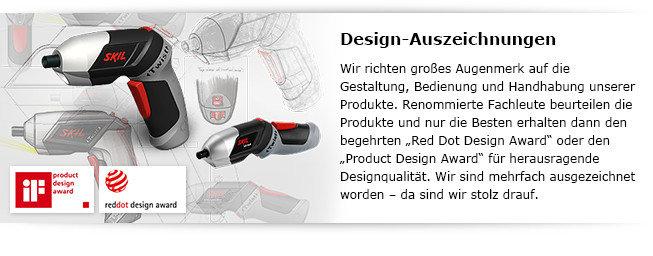 Unsere Design-Auszeichnungen