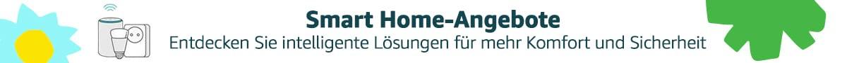 Machen Sie Ihr Zuhause zum Smart Home