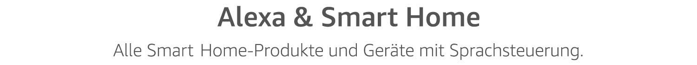 Alexa & Smart Home: Alle Geräte mit Sprachsteuerung und Smart-Home-Artikel an einem Ort.