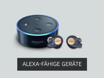 Alexa-fähige Geräte