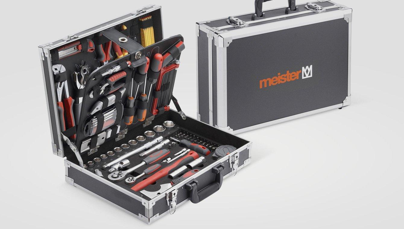 Werkzeugkoffer & Handwerkzeuge