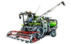 LEGO Technic - Mähdrescher