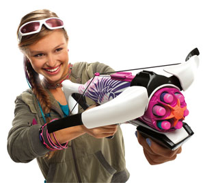 NERF Power für Girls