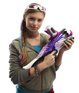 NERF Power für Girls - Zusatzbild