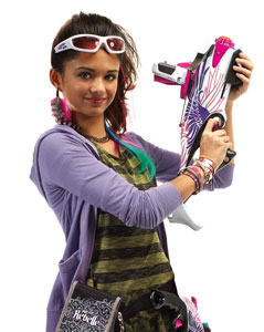 NERF Power für Girls - Weitere Features
