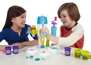 Play-Doh Riesen-Softeismaschine Zusatzbild