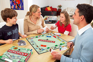 Monopoly 00009 - Monopoly Classic (Deutsche Version) - Zusatzbild