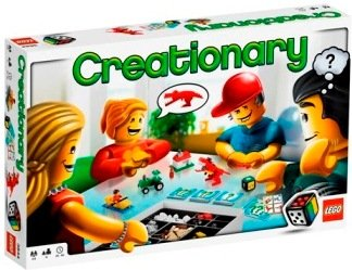 Lego Spiele 3844 Creationary Vos Fgde