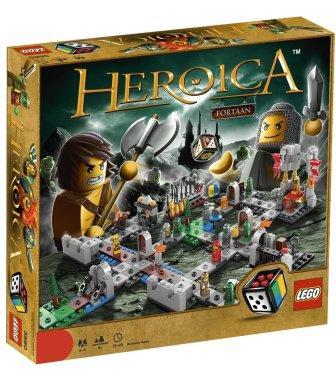 Lego Spiele 3860 Heroica Die Festung Fortaan Vos Fgde