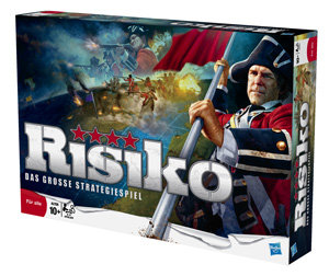 Hasbro 28720100 - Risiko - Weitere Features