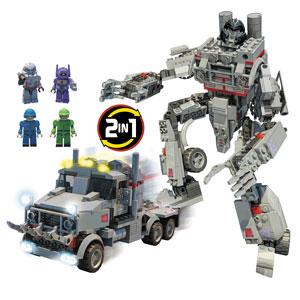 KRE-O 30688148 - Transformers Megatron Bauset