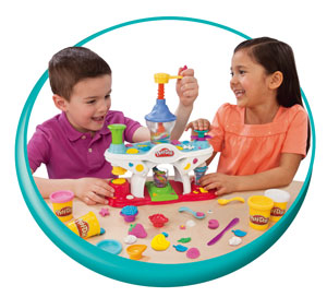 Play-Doh 36814148 - Eiscafe