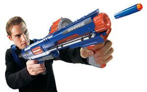 Nerf 98697148 - N-Strike Elite Rampage