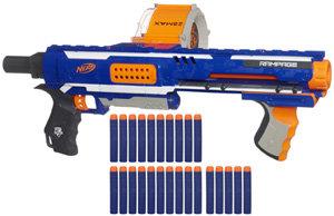 Der NERF N-Strike Elite Rampage Zusatzbild