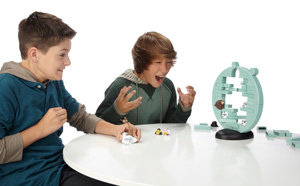 Hasbro A2845E24 - Star Wars Angry Birds Jenga Death Star - Weitere Features