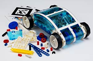 kosmos 620349 concept car experimentier spielzeug. Black Bedroom Furniture Sets. Home Design Ideas