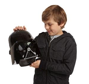 Star Wars A3231100 - Darth Vader Helm mit Stimmenverzerrer - Zusatzbild