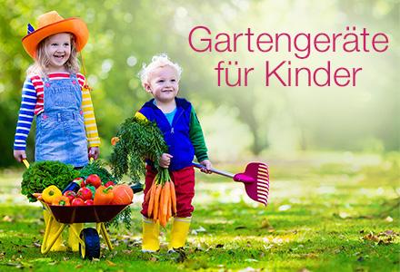 Gartengeräte für Kinder