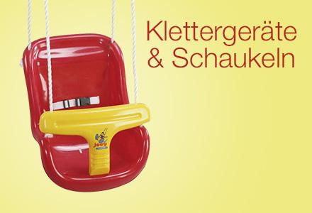 Klettergeräte & Schaukeln