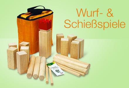 Wurf- & SChießspiele