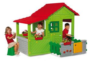 smoby 310165 floralie haus spielzeug. Black Bedroom Furniture Sets. Home Design Ideas