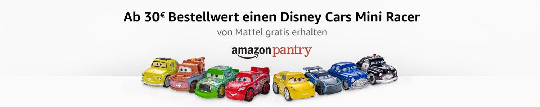 Disney Cars Mini Racer Amazon Prime Pantry Promotion