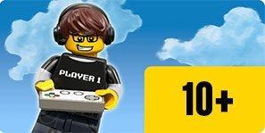 Lego ab 10 Jahre