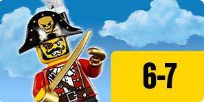 Lego 6-7 Jahre