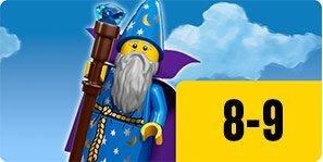 Lego 8-9 Jahre