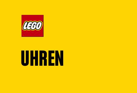 Lego Uhren