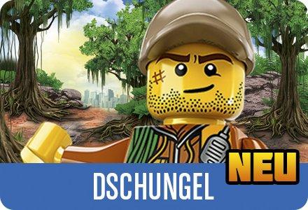 Lego City Dschungel
