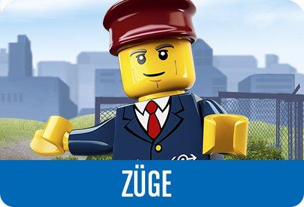 Lego City Züge