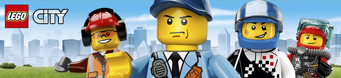 Lego City Main Image