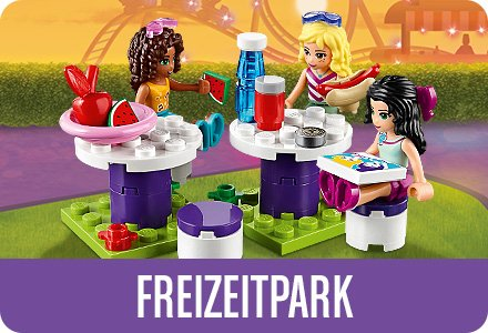 Lego Friends Freizeitpark