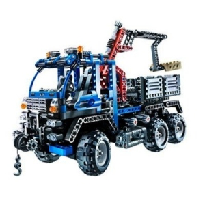 lego technic 8273 truck spielzeug. Black Bedroom Furniture Sets. Home Design Ideas