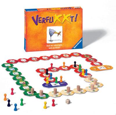 Ravensburger 26363 - Verflixxt!: Amazon.de: Spielzeug