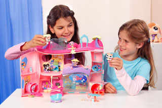 littlest pet shop haus
