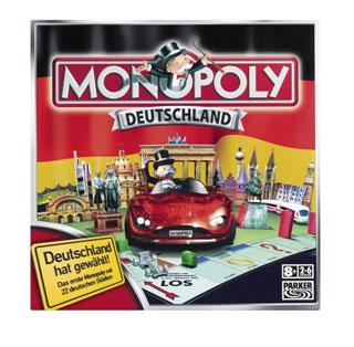 Monopoly Deutschland die Box