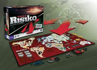 Risiko Deluxe Brettspiel