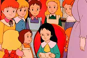 Kleine Prinzessin Sara