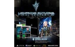 Final Fantasy XIII - Lightning Returns (Steelbook), Abbildung #05