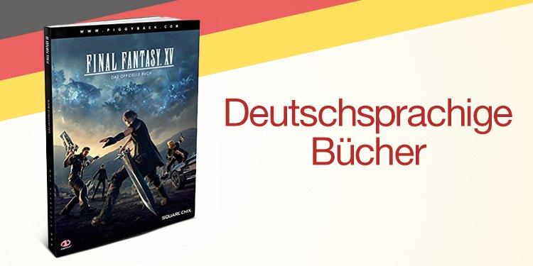 Deutschsprachige Bücher