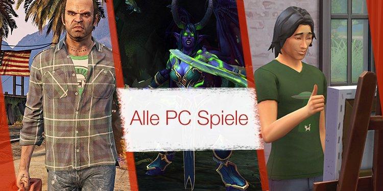 Alle PC-Spiele