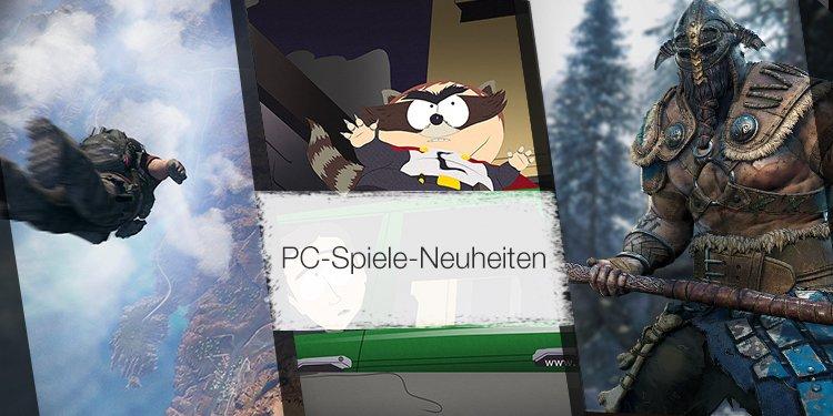 PC-Spiele Neuheiten