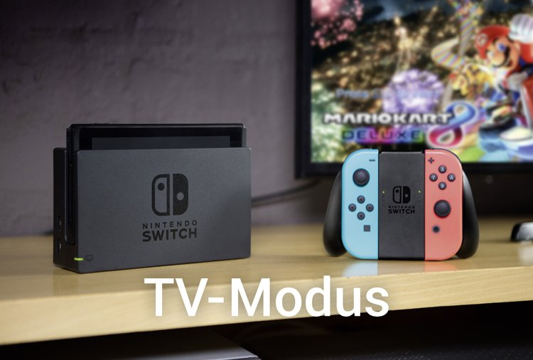 Nintendo Switch TV Mode