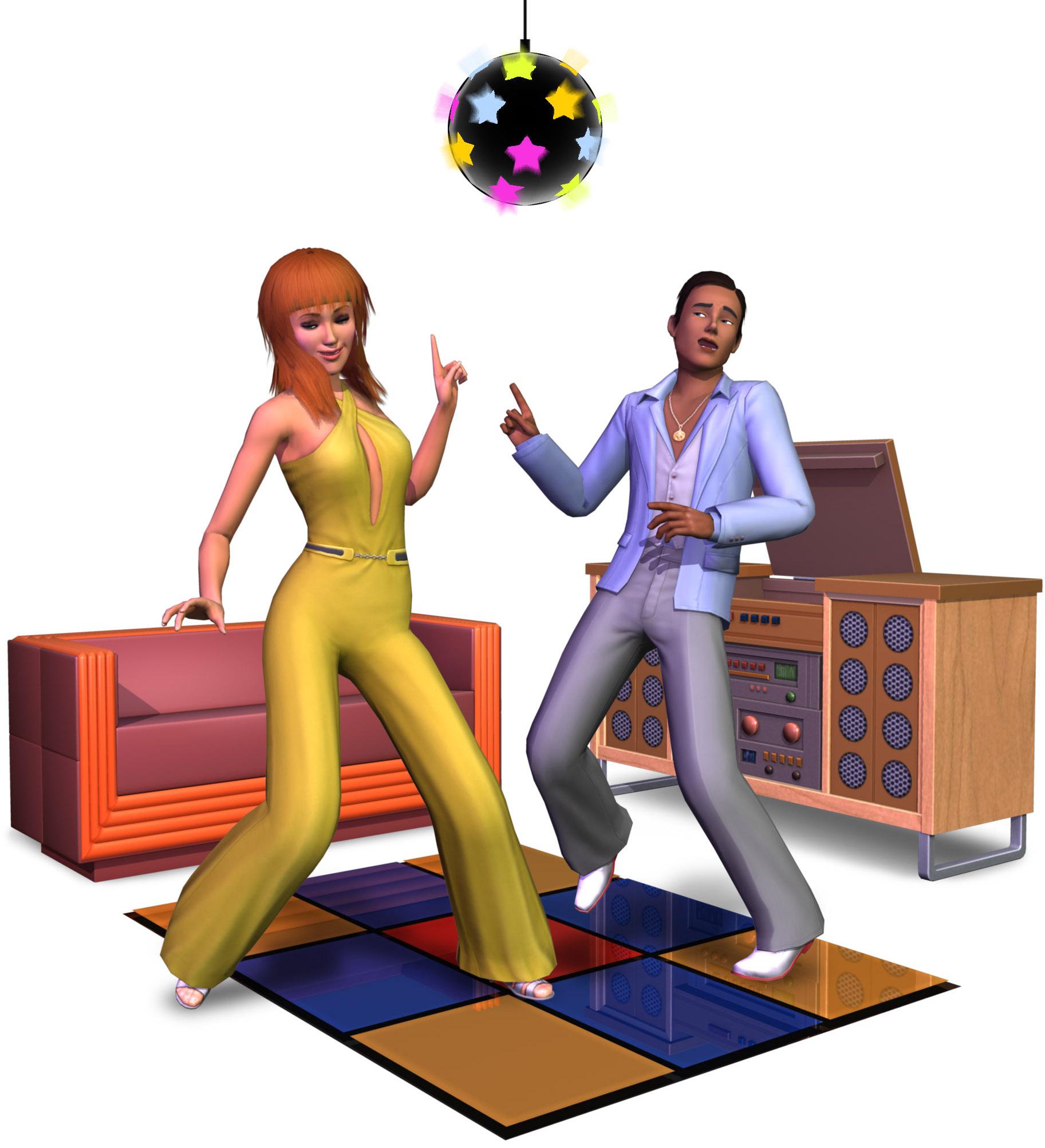 die sims 3 70er 80er 90er accessoires add on pc mac online code games. Black Bedroom Furniture Sets. Home Design Ideas