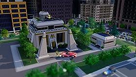 Die Superheldenzentrale von MaxisMan